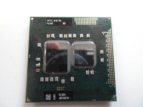 Processador Notebook Intel Pentium Dual Core P6200 2.133ghz