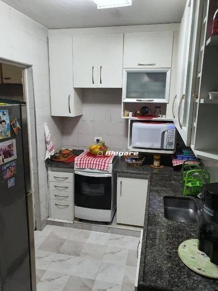 Aceita Permuta No Macedo / Apartamento Com 1 Dormitório À Venda, 52 M² Por R$ 200.000 - Macedo - Guarulhos/sp - Ap3224