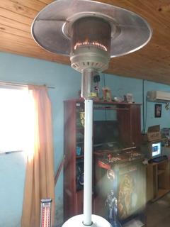 Hongo Calefacción Exterior Y Interior