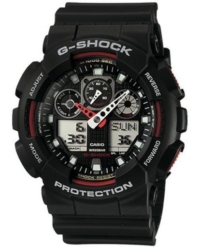 Relógio Casio G-shock Masculino Original Ga1001a4dr
