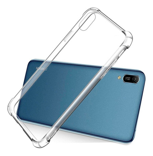 Protector Huawei Y6 2019 Puntas Reforzadas
