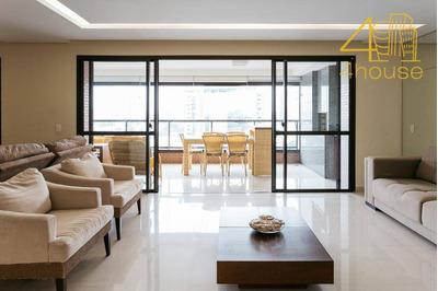 The Gift Granja Julieta - Rua Luis Correa De Melo -apartamento Com 4 Dormitórios À Venda, 167 M² Granja Julieta, São Paulo - Ap2325