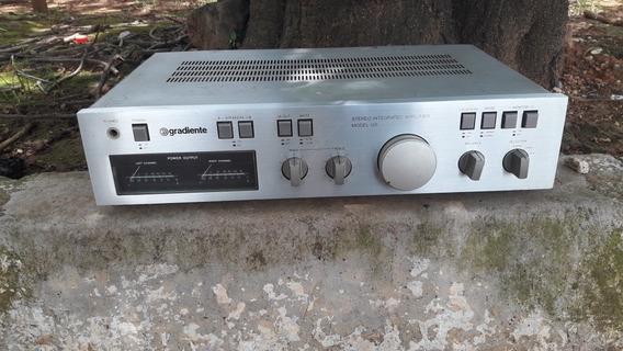 Amplificador 126 Gradiente Frete Grátis