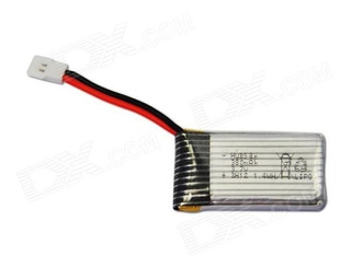 Bateria Lipo Para Drone Etc 3.7v 3.7 Volt 380 Mah Ph Ventas