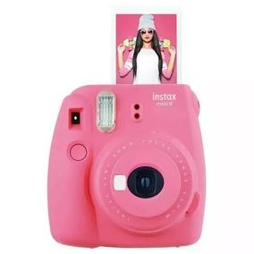 Câmera Instantânea Fujifilm Instax Mini 9 Rosa