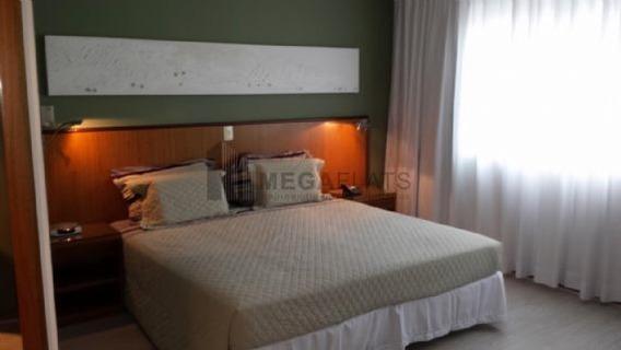 04768 - Flat 1 Dorm, Moema - São Paulo/sp - 4768