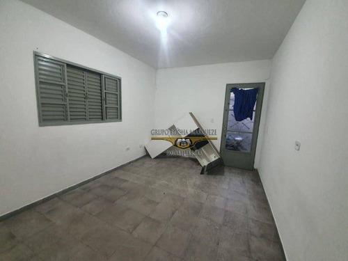 Casa Com 1 Dormitório Para Alugar, 35 M² Por R$ 750,00/mês - Tatuapé - São Paulo/sp - Ca0789