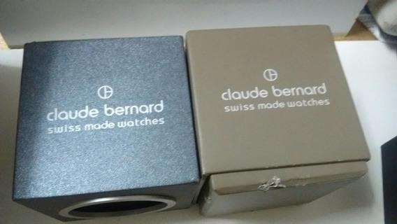 Estuches De Reloj Claude Bernard
