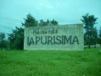 Ex Hacienda La Purisima Ixtlahuacaedo. De Mexicoterrenoventa. .