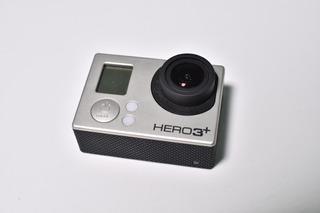 Cámara Gopro Hero 3+ Black - Usada Con Memoria Sandisk 32gb