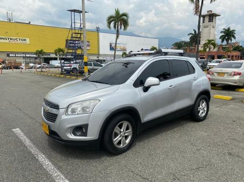 Chevrolet Tracker 2014 Automatica Y Radicada En Envigado