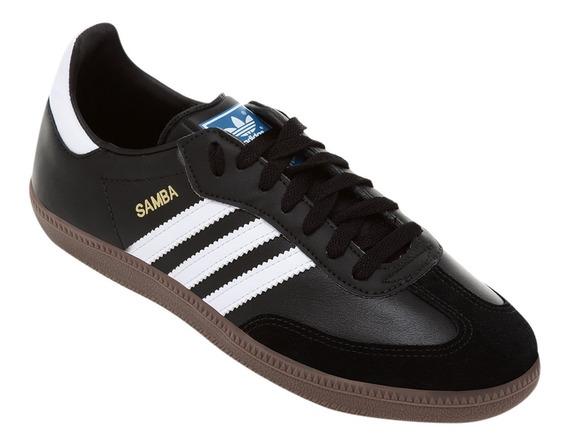 Tênis adidas Samba Fb Preto