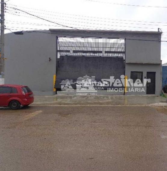 Aluguel Galpão Acima 1000 M2 Cidade Industrial Satélite De São Paulo Guarulhos R$ 27.000,00 - 34820a