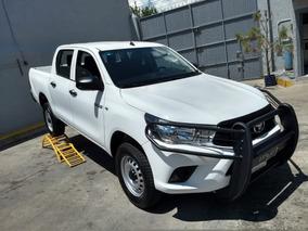 Toyota Hilux 2.8 Tdi Cabina Doble Mt 2018