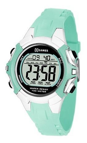 Relógio X-games Feminino Digital Xfppd052 Bxax
