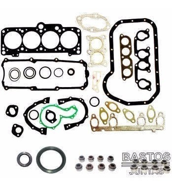 Jogo Junta Motor C/re Passat Golf Apollo Ap 1.6 1.8 8v Turbo