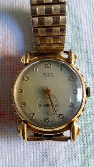 Belissimo Relógio De Pulso Birma