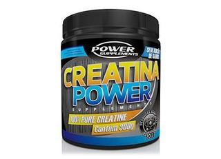 Creatina Power 300g Power Supplements