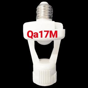 Sensor Presença Qa17m De Soquete E-27 Qualitronix