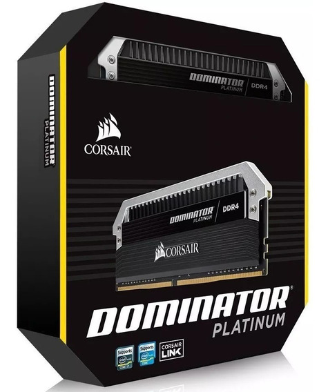 Mem Corsair Dominator 16gb(2x8gb) Ddr4 3200mhz+ Mouse Razer