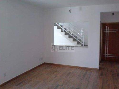 Cobertura Com 2 Dormitórios À Venda, 162 M² Por R$ 483.000,00 - Vila América - Santo André/sp - Co1298