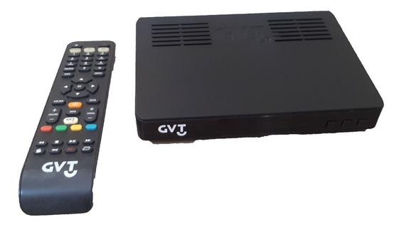 Receptor Gvt Vivo Hd Digital C/controle Perfeito Estado Tv
