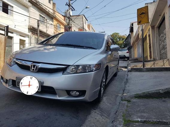 Honda Civic 2011 Prata