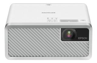 Proyector Laser Epson Ef-100 Portatil Mini White