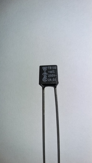 Fusível Térmico 150ºc 2a 250v