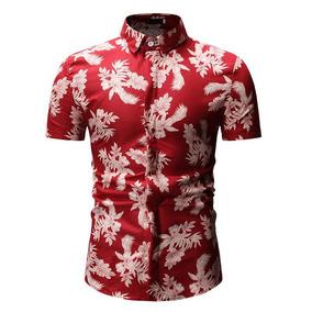 7192bb8950 Camisa Cuadrille Roja Con Negro Ropa Hombre - Camisas de Hombre en ...