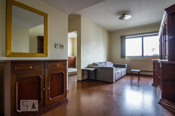 Apartamento No 12º Andar Com 2 Dormitórios E 2 Garagens - Id: 892986673 - 286673