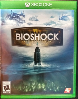 Bioshock The Collection Xbox One Infinity Games