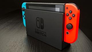 Consola Nintendo Switch Hackeada +mica + Protector + 1 Juego
