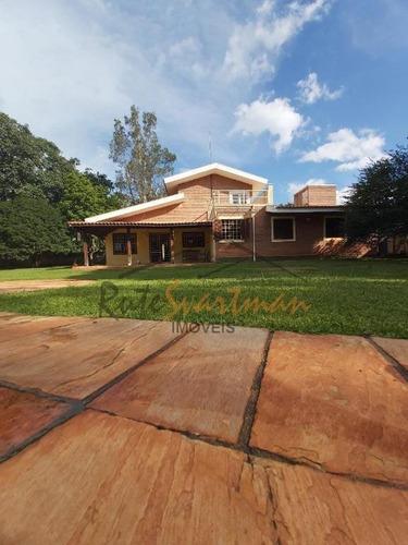 Chácara Com 3 Dormitórios À Venda, 2000 M² Por R$ 1.400.000 - Guara - Campinas/sp - Ch0184