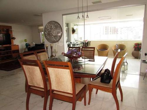 Lindo Apartamento 04 Quartos, 02 Suítes, 04 Vagas - Pr2800