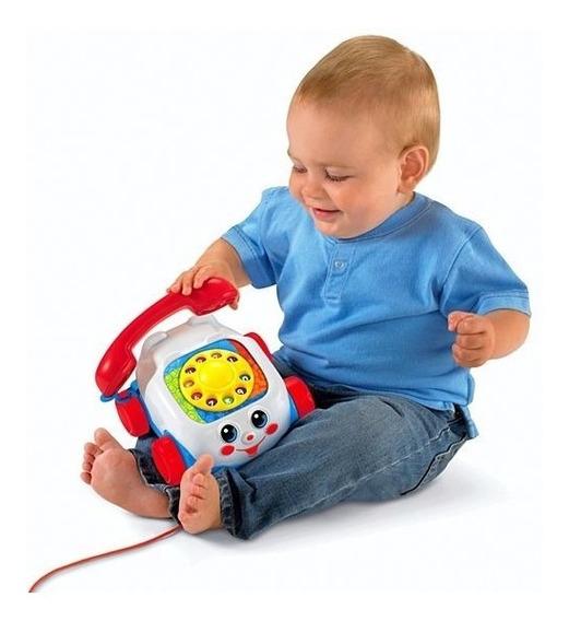 Teléfono Parlanchín Dpn22 Mattel Nuevo Fisher Price