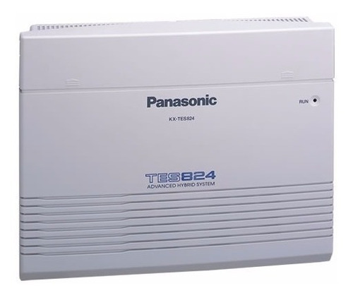 Planta Central Telefónica Panasonic Kx Tes824 3 Lineas 8 Ext