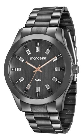 Relógio Mondaine Feminino Cristais 78663lpmvpa5