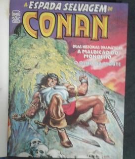 A Espada Selvagem De Conan 20 A 28 (encadernado)
