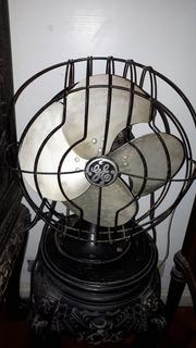 Antiguo Ventilador General Electric 1930 Funciona