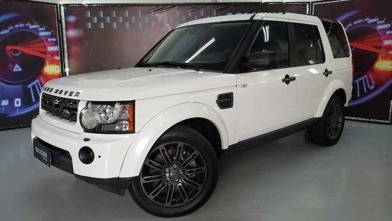 Land Rover - Discovery 4 3.0 V6 Hse 2010 Automática