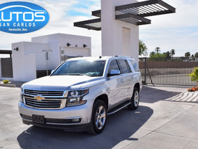 Chevrolet Tahoe 4x4 5.4 Premier Piel At
