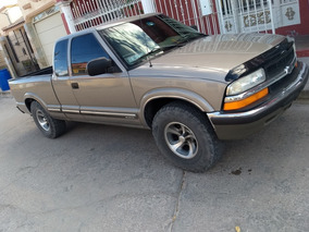 Chevrolet S-10 Maxicab Lujo Aa Ve At 2001