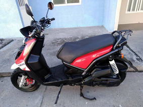 Yamaha Bws 125 Roja Puerto Boyaca