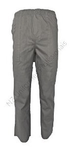 Calça Masculina Em Brim Uniforme Profissional (kit 4 Uni)