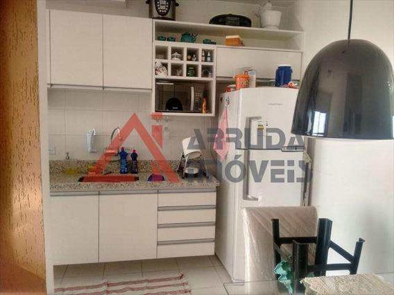Apartamento Com 2 Dorms, Nossa Senhora Aparecida, Itu - R$ 201.500,00, 48m² - Codigo: 41941 - V41941