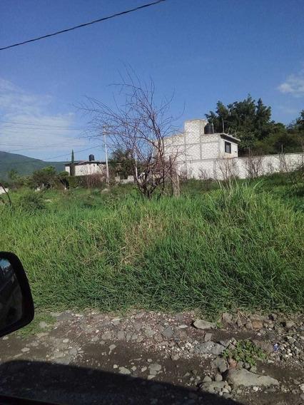 Terreno En Venta, Atlihuayan En Yautepec, Morelos