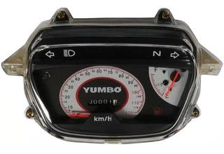 Tablero Completo Motos Yumbo Eco70 - Tr