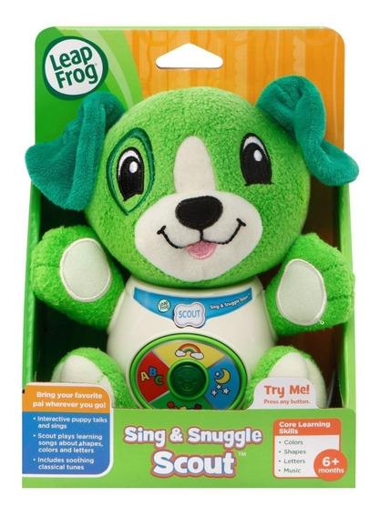 Leap Frog Compañero Scout Que Canta