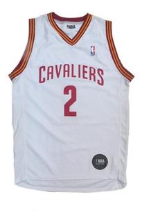 Camiseta Basquet Adultos Cavaliers Licencia Oficial